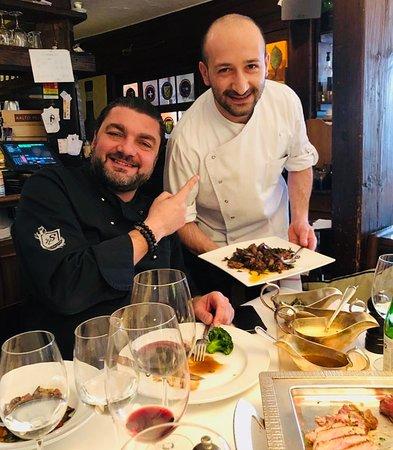Gigi_lo_chef mit Giovanni Rizzo