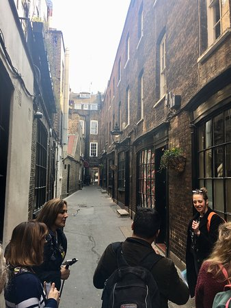 some street that Harry Potter fans would recognize :)...