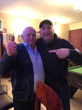 Jim Daly's Bar, Kilmurry IBrickane: The main man