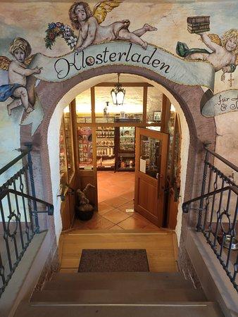 Grossheubach, Nemecko: Kloster Engelberg