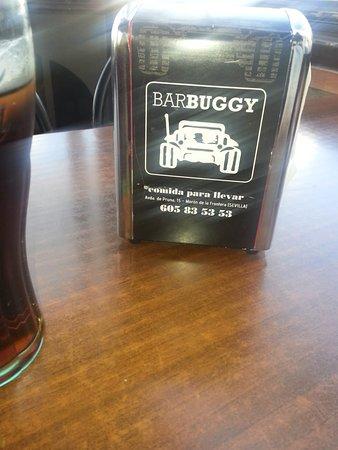 Bar Buggy