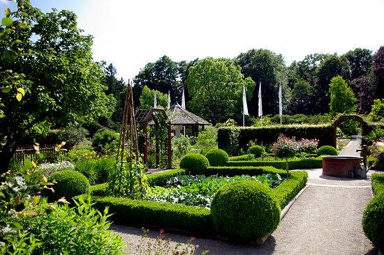 Botanischer Garten Augsburg: Bauerngarten im Botanischen Garten Augsburg