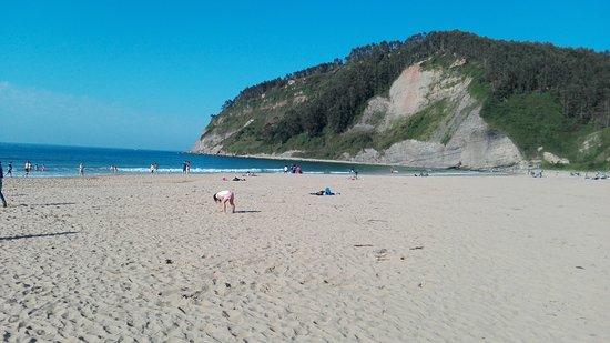 Beach of Rodiles Photo