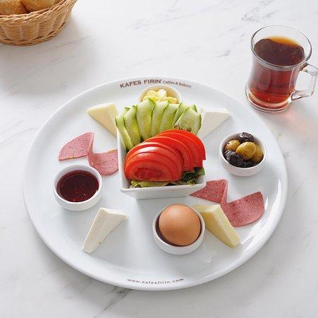 Kafes Firin Sogutozu: Hafta İçi Kahvaltı / Weekdays Breakfast