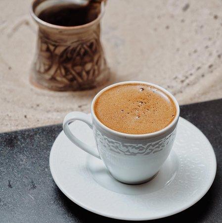 Kumda Türk Kahvesi / Special Turkish Coffee