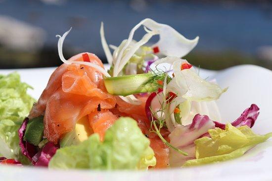 La Table du Goeland - Casa Santini: Salade fraîcheur spéciale Goéland