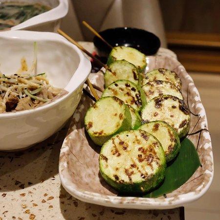 TONO DAIKIYA Japanese Restaurant: 燒翠玉瓜