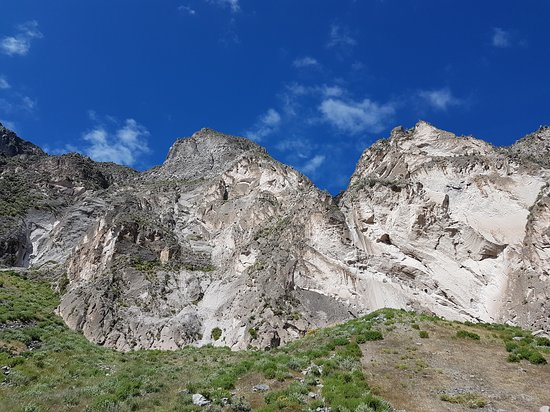 Beautiful Colca Canyon