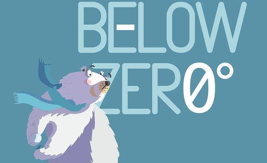 Jahra, כווית: Below Zero Polar Bear