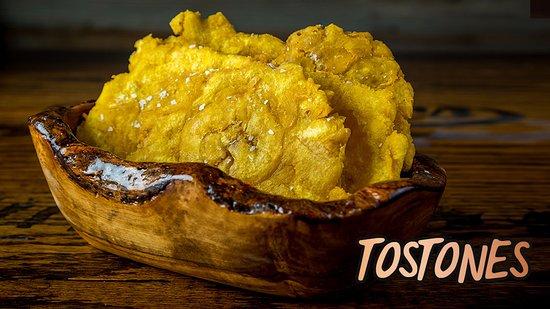 El Toro Loco Churrascaria West Kendall: TOSTONES