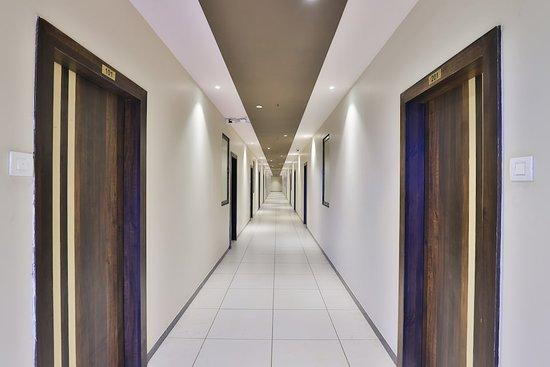 Interior - Picture of OYO 16122 Hotel Navya Palace, Vapi - Tripadvisor