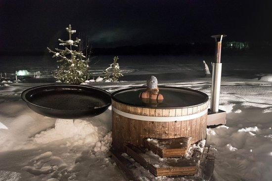 Norwide - Hossan Lomakeskus: Bain Norvégien