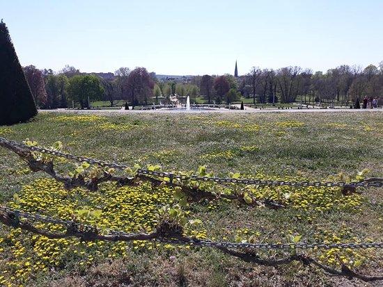 Sanssouci Palace, Potsdam, Alemania.