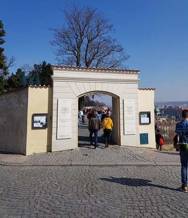 Hradčany: Prague Castle complex