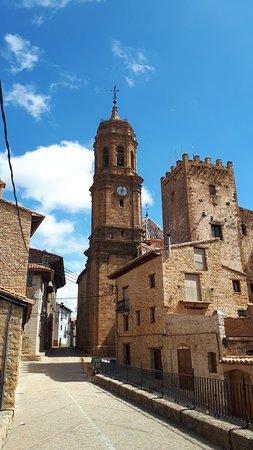 La Iglesuela del Cid, Tây Ban Nha: Casco urbano en piedra, viaje al pasado medieval.