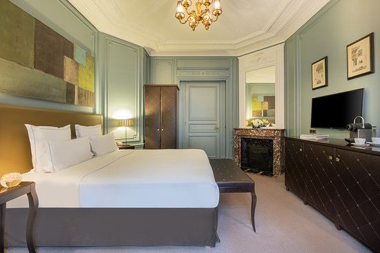 Champs Elysees Plaza Hotel: Chambre Exécutive