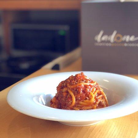 Dadone - Italian Pasta Bistrot: Spaghetti al ragù