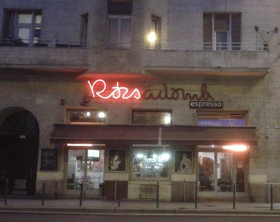 Rozsadomb Espresszo & Cafe