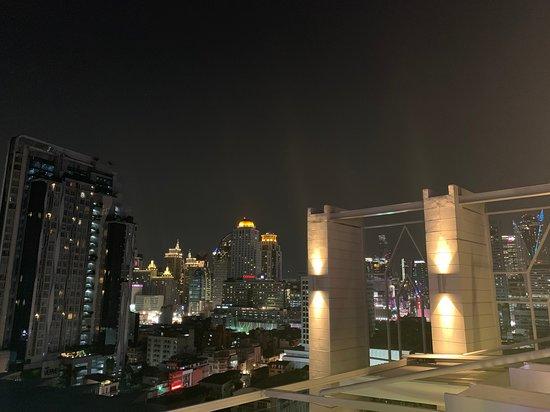 Excellent rooftop