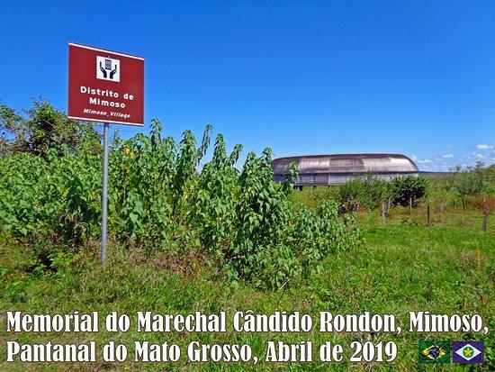 Memorial do Marechal Cândido Rondon, Mimoso, Pantanal Matogrossense
