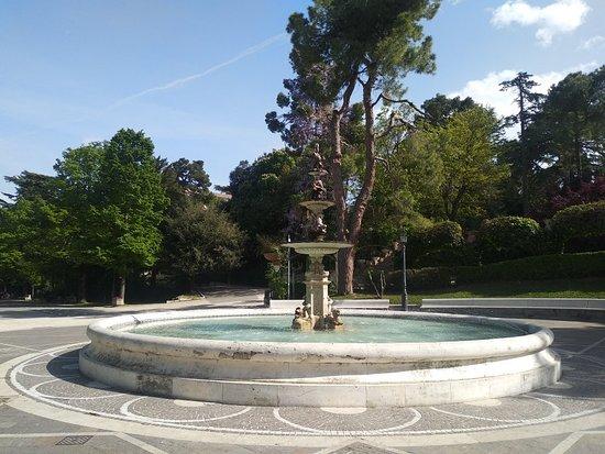 Fontane della Villa Comunale di Chieti