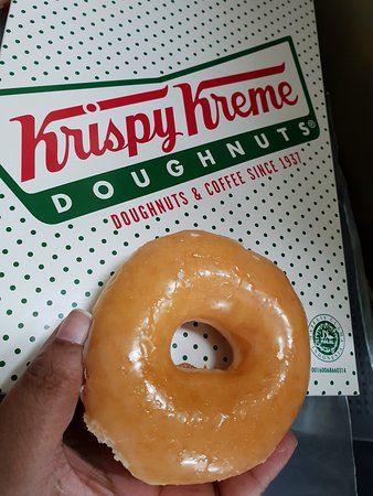 Original Glazed Doughnut