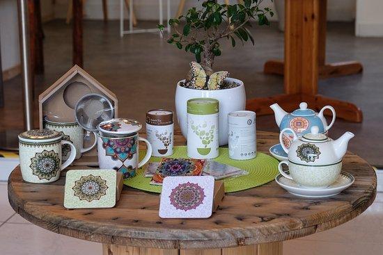 L'AUBE DES SENS: Tea time