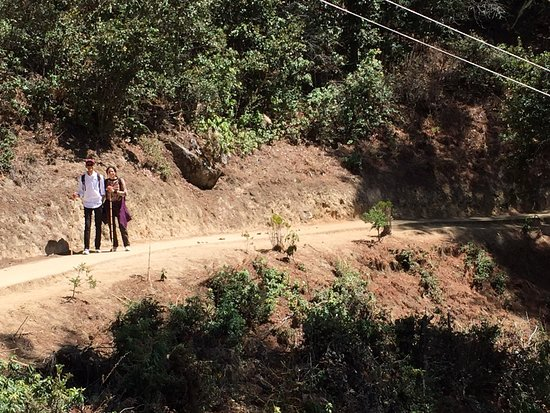Uphill journey