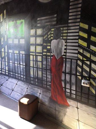 В хостеле Graffiti виды в номере