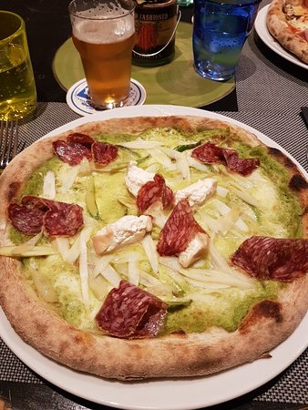 Ottima pizza gourmet