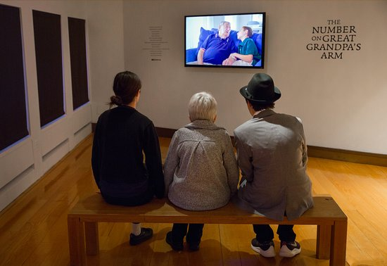 """""""The Number on Great Grandpa's Arm"""" is a documentary about the Holocaust for younger audiences. It screens at the Museum throughout the day."""