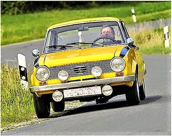 Dingolfing, Germany: Nachtrag zu meinem vorherigem gleichen Foto mit Text!  **Ich bin nicht der Fahrer auf dem Foto.!**