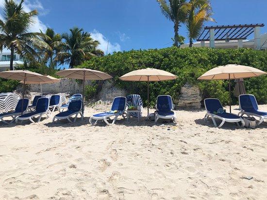 Reef Residences beach