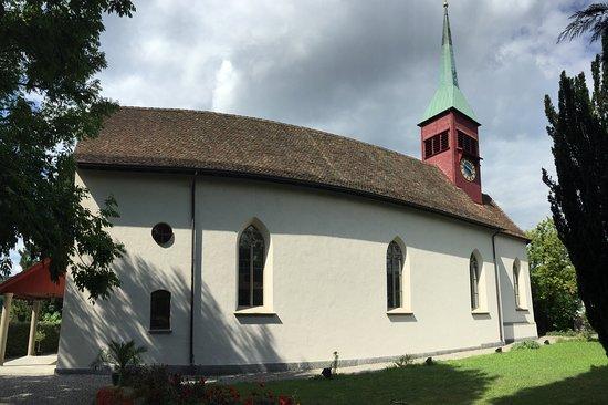 Kirche Laufen am Rheinfall