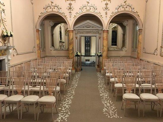 Music Room - Wedding Ceremony , Easter Wedding 2019