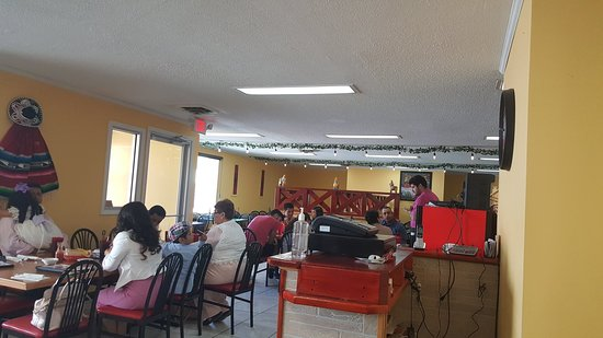 Awesome authentic Mexican food, plus American food.