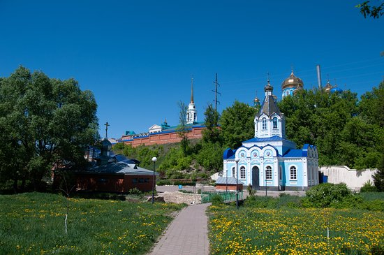 Church of the Icon of the Mother of God The Life-giving Spring