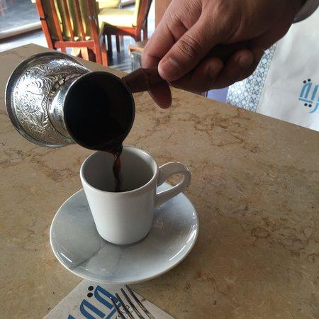 Qamreya: قهوة تركية