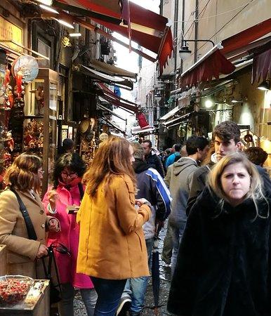 Napoli,amore a prima vista...