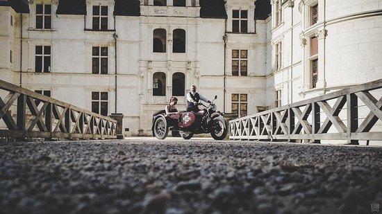 RETRO TOUR CHÂTEAUX DE LA LOIRE