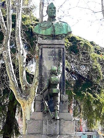 Monumento a Capitán Ángel Melgar