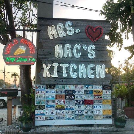 תמונה מMrs. Mac's Kitchen