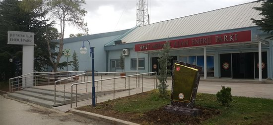 MTA Sehit Cuma Dag Natural History Museum: Şehit Mehmet Alan Enerji Parkı