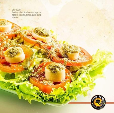 Salada de Carpaccio