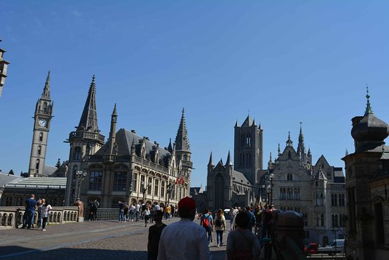 Gent Cattedrale