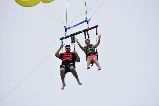 Foto Chute for the Skye Parasailing
