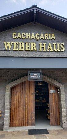 Cachacaria Weber Haus: Weber Haus