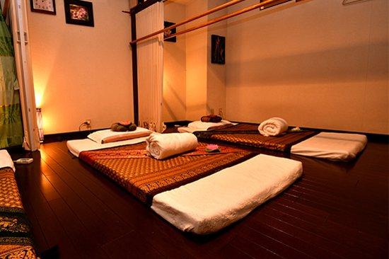 蒲田, 東京都, マッサージはさすがのモンサヤーム品質で、気持ちよく疲れと痛みをとってくれます。