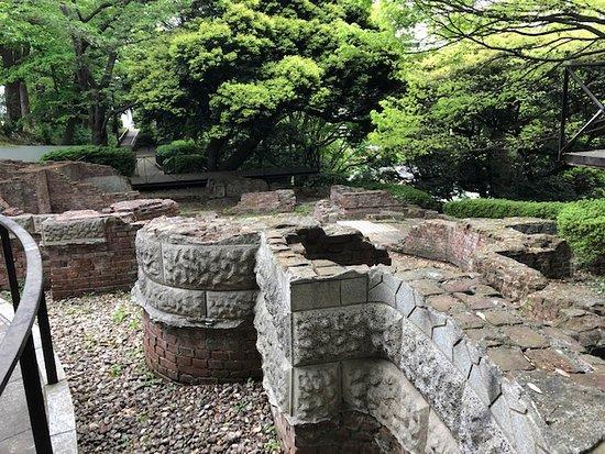 Yamate 80-bankan Ruins