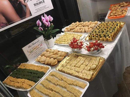 Asti, Italia: Piccolo catering